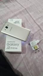 J2prime novo com película