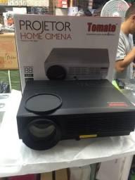 Datashow Projetor Super Potente 3000 Lúmens 1080p Full Hd