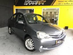 Etios Sedan XLS 1.5 mec. 2013 - 2013