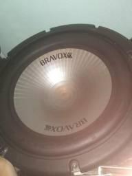 Subwoofer Bravox E2K 15 D2 comprar usado  Barueri