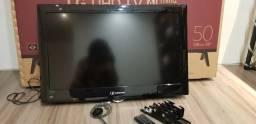 TV 32 polegadas Buster LCD semi nova