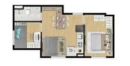 Últimas Unidades, Apartamento 2 Dormitórios na Liberdade