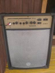 Vendo caixa de som amplificada