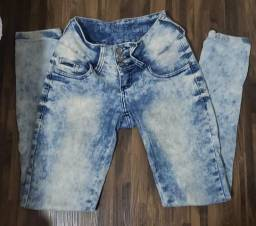 Calça jeans da Planet Girls