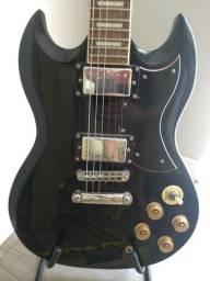 Guitarra menphis sg