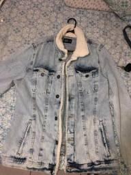 Jaqueta jeans GG