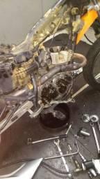 Vaga para Mecânico de moto com experiência.