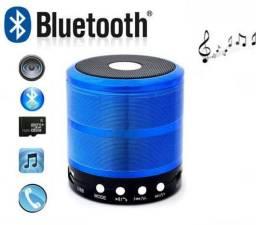 Mini caixa de som portatil