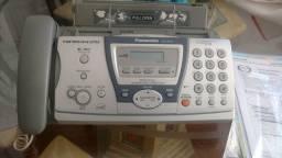 Panasonic Telefone/Fax KXFP145