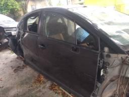 Citroen C4 Hatch 2010 peças sucata de leilão portas vidros bsm bsi