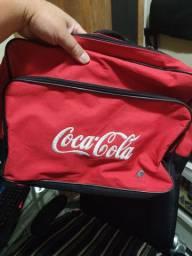 Bolsa mochila oficial Coca cola funcionários