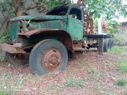 Caminhão GMC 1942 6X6