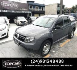 PICK-UP DUSTER OROCH  CABINE DUPLA 2019