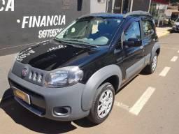 Fiat Uno Mille Way 1.0 flex - 2013 com direção hidraulica