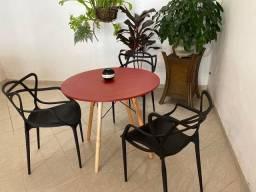 Cadeiras super moderna