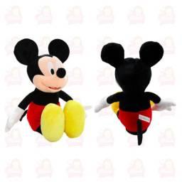 Mickey e sua turma - pelúcia