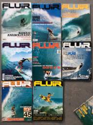 Revistas fluir surf antiga 2009
