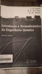 Livro Introdução à Termodinamica - Autor Smith