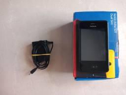 Celular Nokia Asha 501 dual Sim