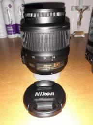 Nikon 18/55 nova