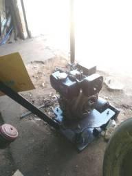 Motor a diesel yanmar 5hp  Sapim batendo calçamento
