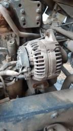 Alternador completo iveco tector 170e22 / 240e22 semi novo