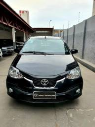 Toyota/Etios Platinum HB 1.5 Automático 2018/2019