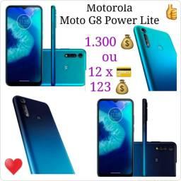 Smartphone Motorola Moto G8 Power Lite