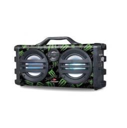 7989 - Caixa de som Grasep D-D04 50w Bluetooth/ Usb/ Fm