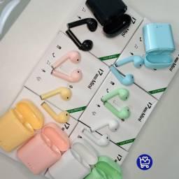 Fone i7s Mini Tws R$60,00(Entrega Gratis)