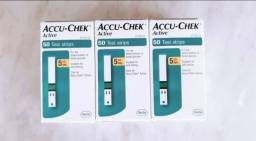Título do anúncio: Tiras fitas Accu check Active