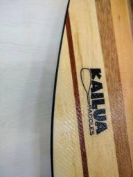 Paddle, Remo de tração com proteção integrado, canoa havaiana oc1-6e Taitiana v1-3.
