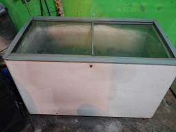 Título do anúncio: Freezer horizontal porta de vidro