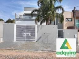 Casa sobrado com 3 quartos - Bairro Uvaranas em Ponta Grossa