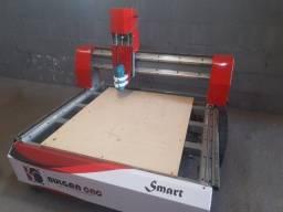 Título do anúncio: Router cnc Smart Compacta 800x800mm