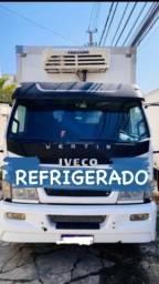Título do anúncio: Imperdível! Iveco /Vertis Refrigerado 2012 90V16 Aceito Financiamento!