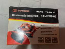 Intercomunicador para Motos