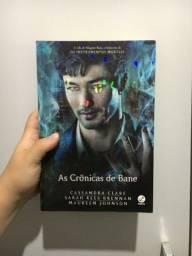 Título do anúncio: Livro As crônicas de Bane - Cassandra Clare