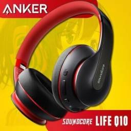 Fone de Ouvido Bluetooth Soundcore Life Q10 - em até 12x