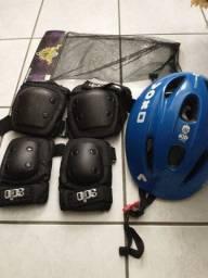 Título do anúncio: Kit p proteção de skate