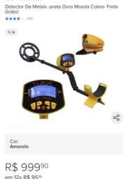Título do anúncio: Detector de ouro