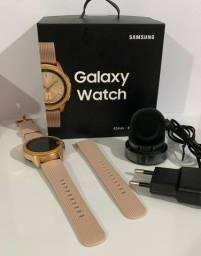 Título do anúncio: Samsung Watch Rose Gold 42mm