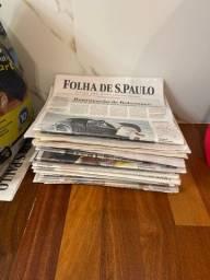 Vendo jornal