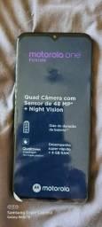 Moto One Fusion 128gb 4gb zero ba caixa!!leia!
