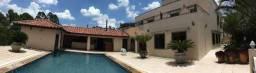 Tamboré 01 | casa estilo toscana | 3 suítes | sauna | piscina | linda vista para o condomí