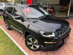 COMPASS 2017/2018 2.0 16V FLEX LONGITUDE AUTOMÁTICO