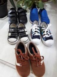 Calçados diversos