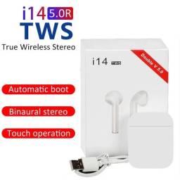 Fones Bluetooth 5.0 I14 Tws