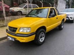 Título do anúncio: Gm Chevrolet  S10 2.2 gasolina 4 bicos cabine simples 2000