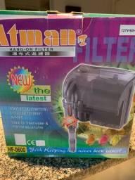 Título do anúncio: Filtro HF600 Atman